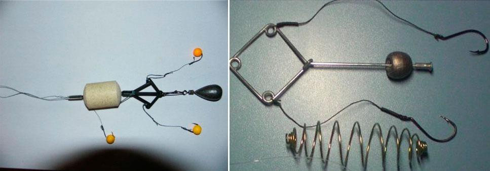 Снасть для технопланктона